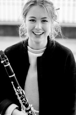 Hannah Hever - Clarinet